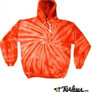 Red Tye Dye Hoodie