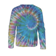 Long Sleeve Tie Die