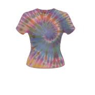 Womens tie dye shirts